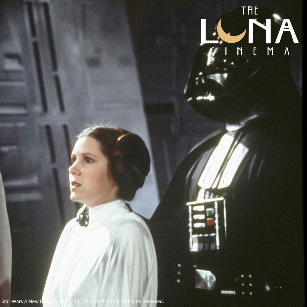 Star Wars: A New Hope © 1977 and TM Lucasfilm Ltd. All Rights Reserved.