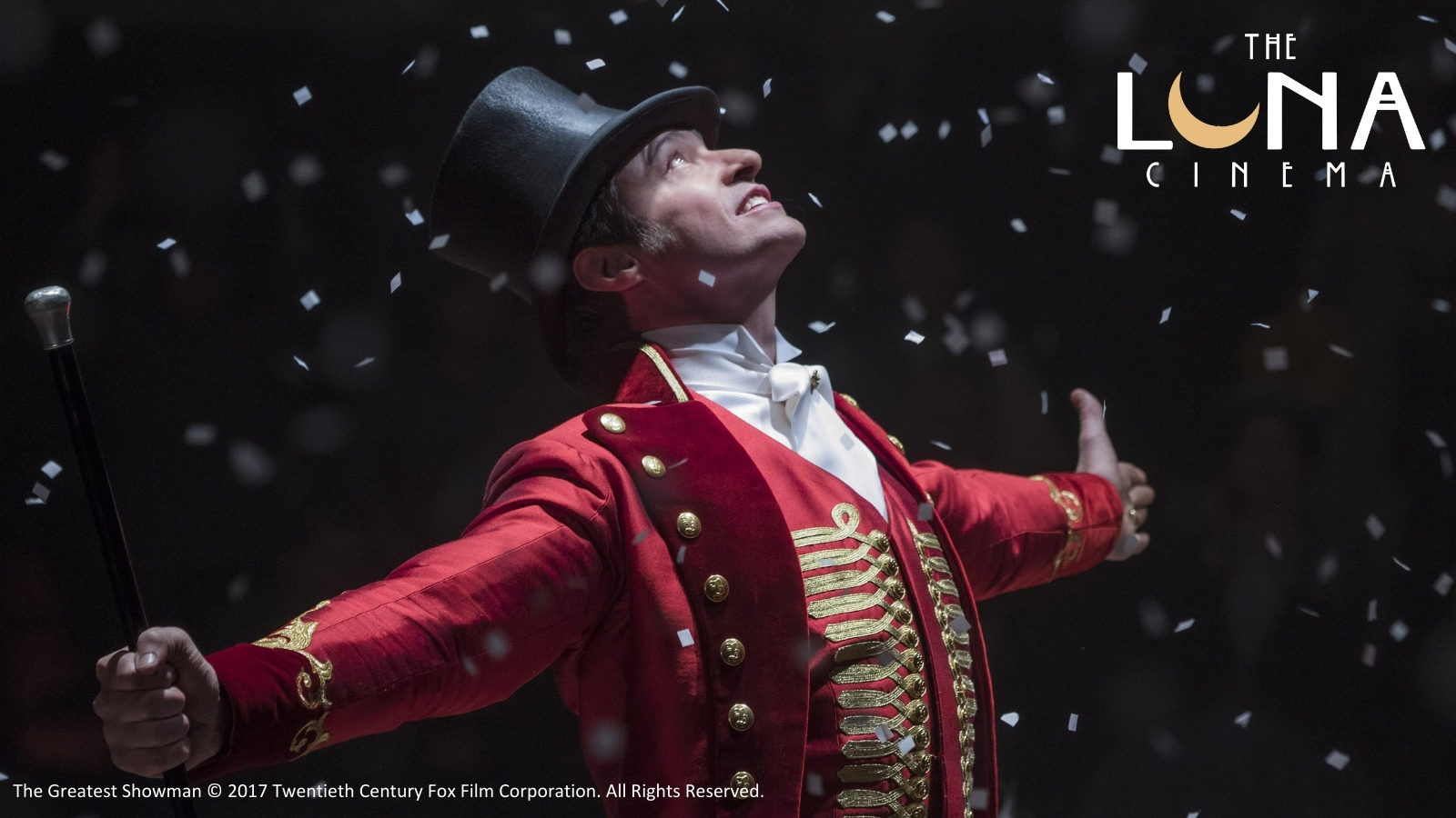 The Greatest Showman © 2017 Twentieth Century Fox Film Corporation. All Rights Reserved.