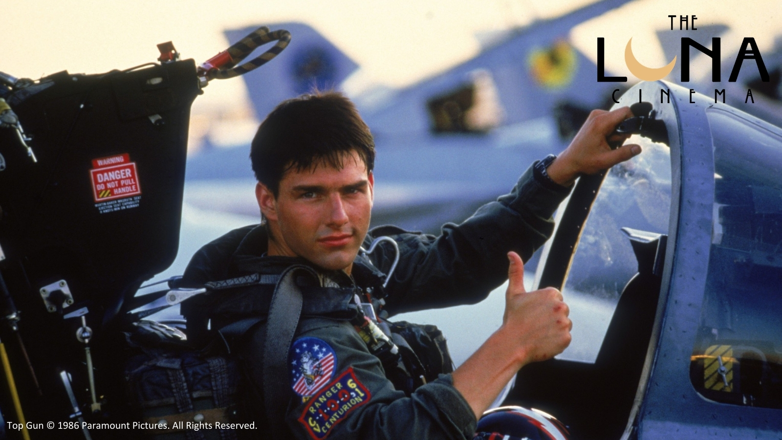 Top Gun © 1986 Paramount Pictures. All Rights Reserved.